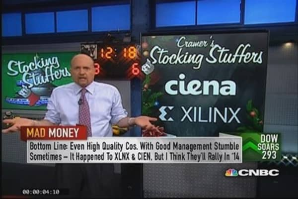 Cramer likes Xilinx's products