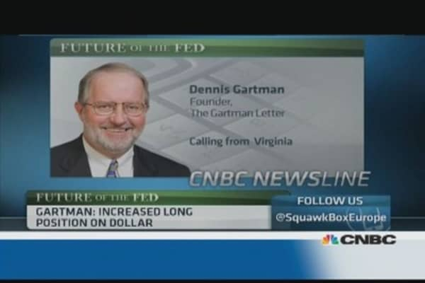 Santa Claus rally is here: Gartman