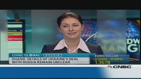 Russia is keeping 'leverage' on Ukraine: Pro