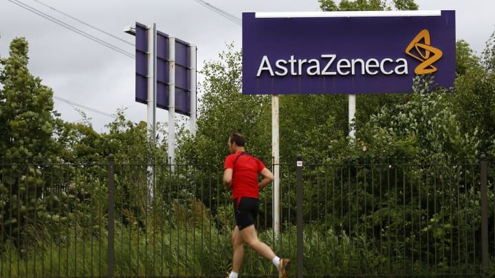 Astrazeneca Shares Take Historic Tumble On Failed Lung Cancer Study