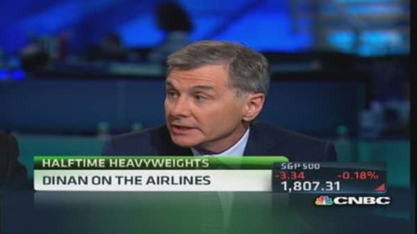 Airline industry dramatically changed: Dinan
