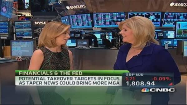 Hedge funds eye Citi