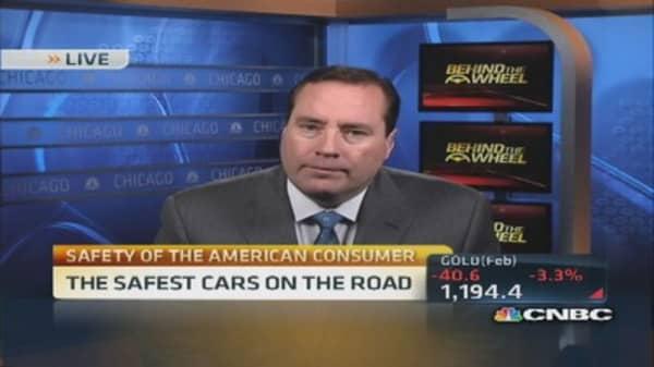 Safest cars on the market