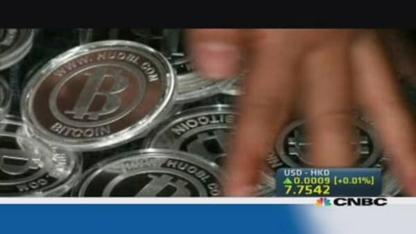 Behind China's love affair with bitcoins