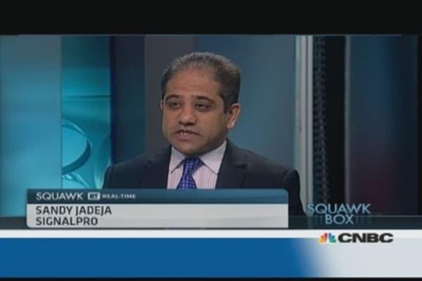 Dow: 2014 looks 'very dark'