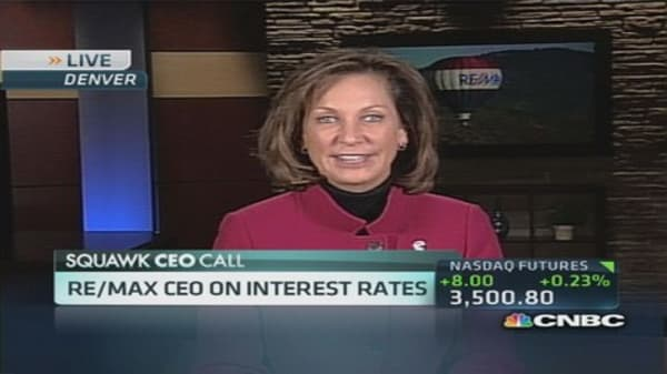 Keep rising interest rates in perspective: Expert