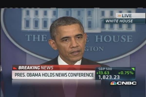 President Obama: 2014 can be a breakthrough year