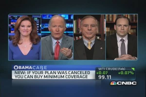 Howard Dean: Long-term ACA good deal for all