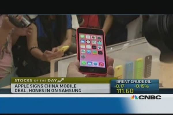 Will Apple sell in China?