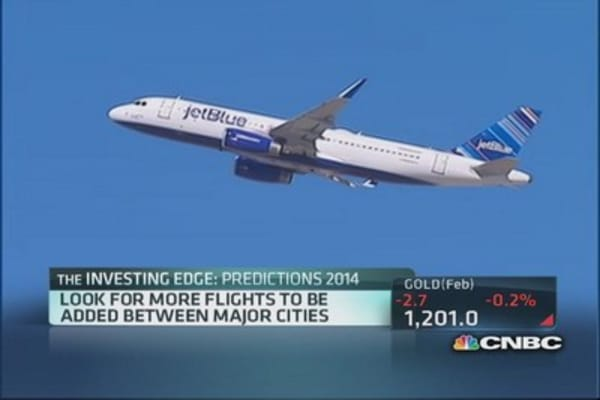 2014 airline predictions