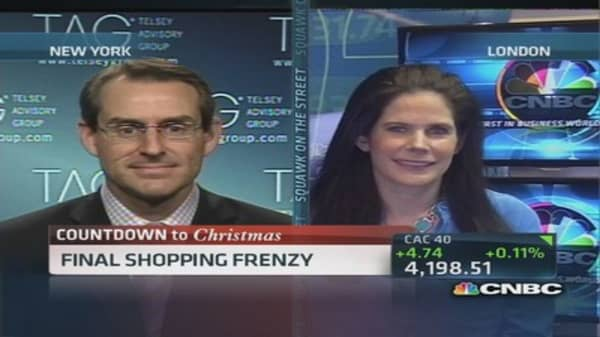 Holiday retail: Winners and losers