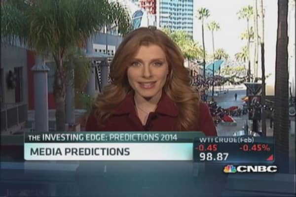 2014 predictions: Investing in media