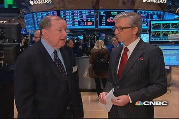 Cashin says: Markets' rally fueled by earnings