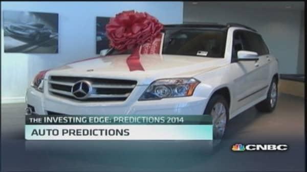 LeBeau's 2013 auto predictions