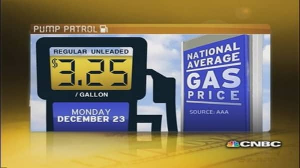 Retail gas prices jump