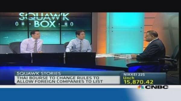 Can Thailand's stock exchange challenge Singapore?