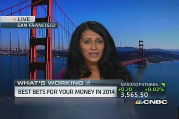 Best bets for your money in 2014: Pro