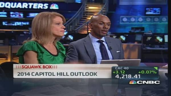 2014 Capitol Hill outlook