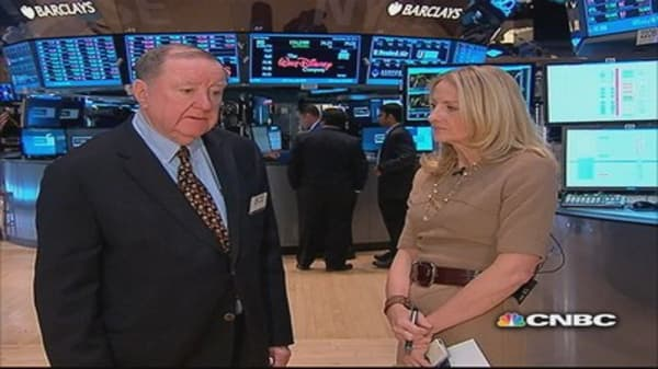 Cashin says: Market is determined