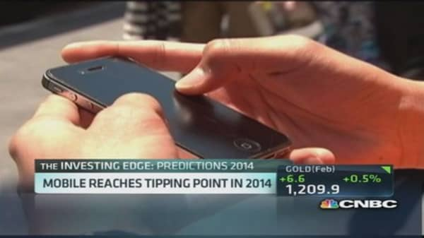 2014 will be mobile tipping point