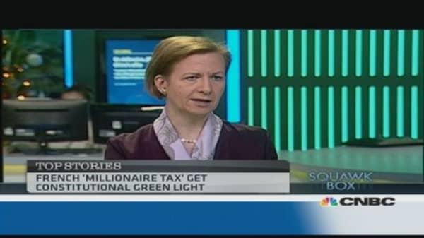 France's 'millionaire tax' gets green light