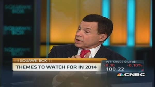 Darst: What the economy needs in 2014