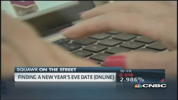 Need a date for New Year's Eve?