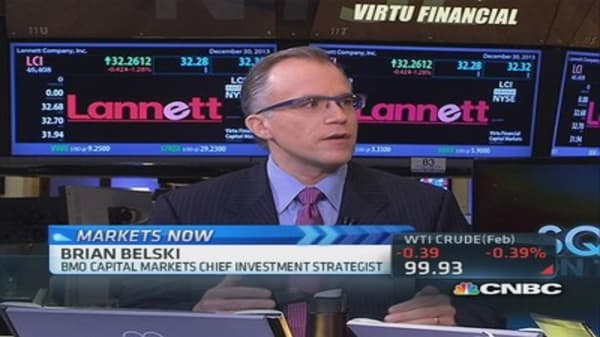 Markets will close positive for 2014: Pro
