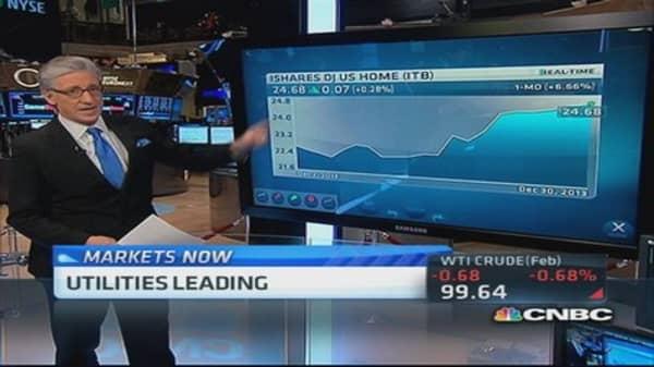 Pisani: 2013 Teflon year for stocks