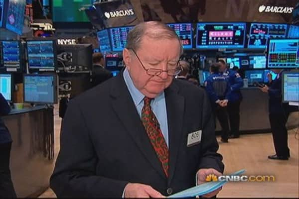 Art Cashin's New Year's wish