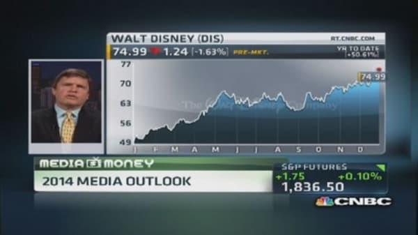 Media outlook for 2014