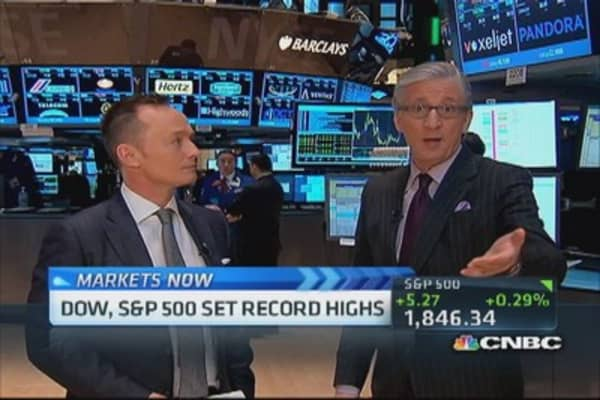 Pisani: Look for volatility to spike