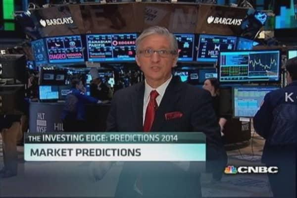 Bob Pisani's bold 2014 predictions