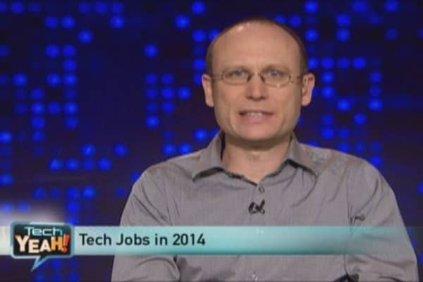 Tech Yeah! Firms hiring in 2014