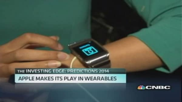 Tech Predictions: Year of the wrist?