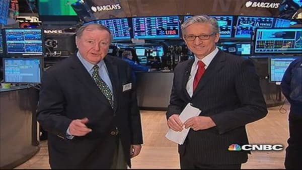 Cashin says: Case of 'mild bafflement'