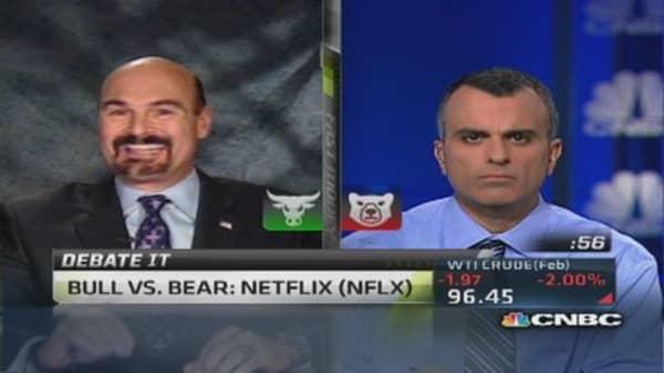 Netflix 'a sideways' equity: Trader