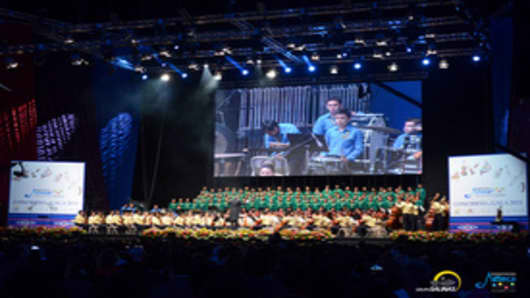 Esperanza Azteca Youth Orchestra and Choir