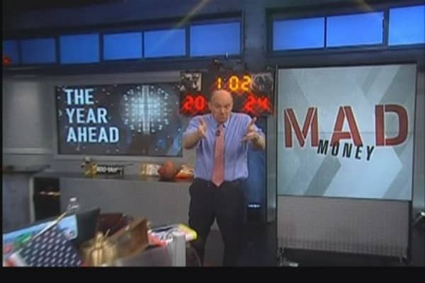 2014 great year for stock picking: Cramer