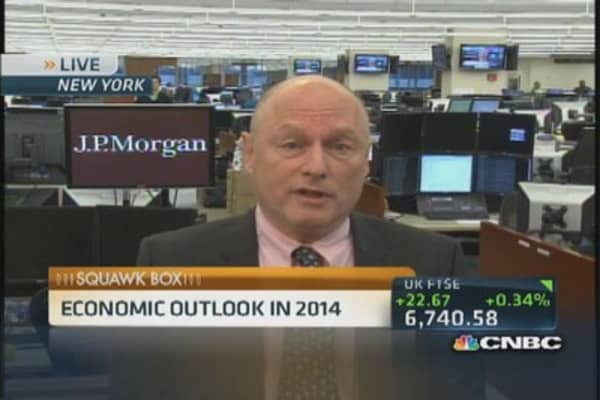 Expert sees 3% growth in 2014