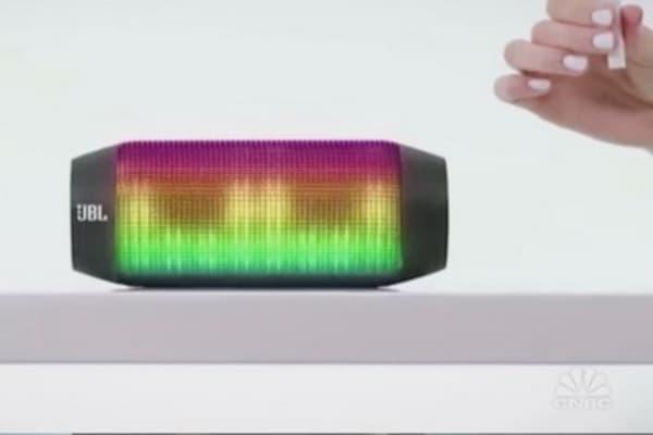 Tech Yeah: JBL Pulse