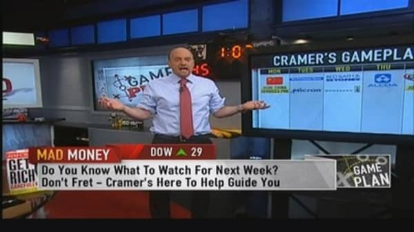 Know how to interpret a conference call: Cramer