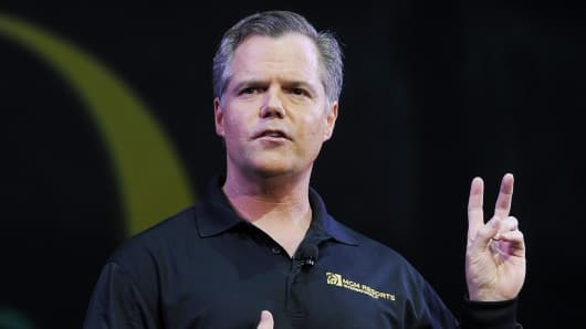 Jim Murren, chairman and CEO of MGM Resorts International