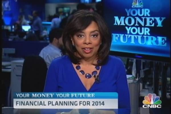 Financial Planning for 2014