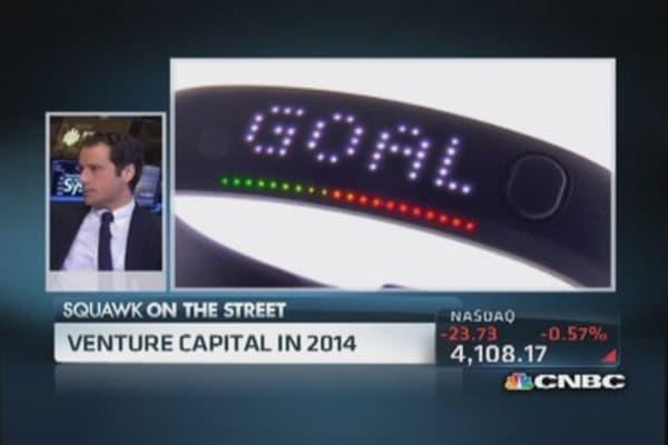 Venture capital in 2014