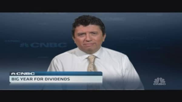 The dividend safety net