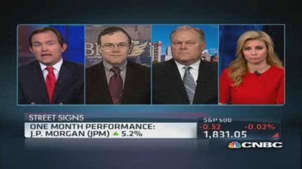 JPMorgan overhang issues being resolved: Analyst