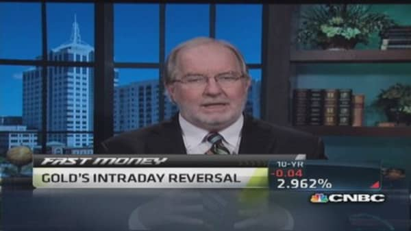 Long gold in yen terms: Gartman