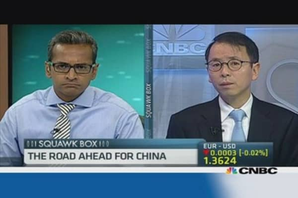 Expect China bad loans to rise in 2014: Andy Xie