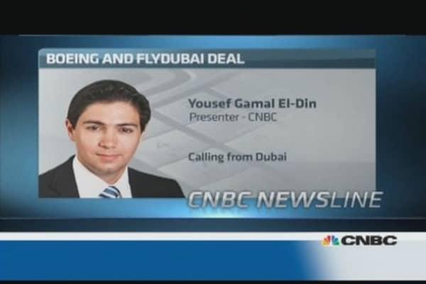 Boeing, Flydubai announce order worth $8.8 billion